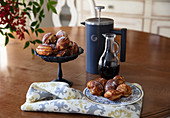 Aebleskiver (a traditional Danish breakfast)