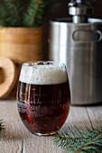 Spruce fermented drink