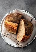 Fresh sour dough bread