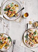 Fish with miso-ginger butter