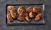 Kofte – Turkish beef paties