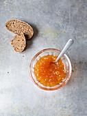 Aprikosen-Gewürz-Marmelade