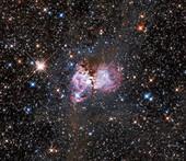 Tarantula Nebula, Hubble image