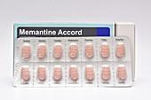 Memantine Alzheimer's drug