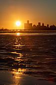 Detroit River, Michigan, USA