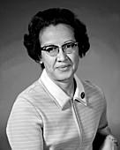 Katherine Johnson, NASA mathematician