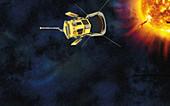 Parker Solar Probe, illustration