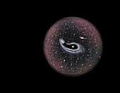 Universe, illustration