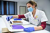 Pfizer-BioNTech Covid-19 vaccines