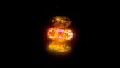 V906 Carinae nova, illustration