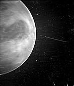 Venus, Parker Solar Probe image