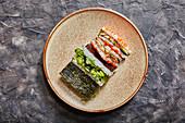 Onigirazu - Sushi Sandwich