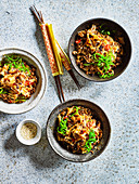 Hand Cut Noodles with Spicy Xian Pork Sauce