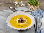 Carinthian meat soup