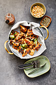 Peking Style Chicken Wings