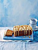 Sticky Toffee Pudding Loaf Cake