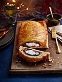 Monkfish Wellington