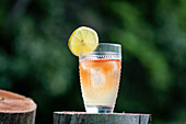 Malawi Shandy - Cocktail made from Ginger Beer and Cocktail Bitter