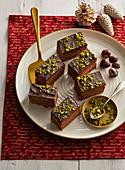Sweet chestnut cuts