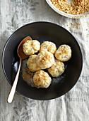 Palffy dumplings (Austrian bread dumpling)