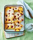 Strawberry souffle Strawberry Sponge Cake