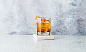 Cocktail 'Old fashioned'