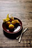 Golden lantern fruit (China)