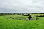 Ballynoe Stone Circle, Northern Ireland
