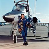 Joan E. Higginbotham, NASA astronaut and electrical engineer