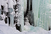 Ice formations, Sweden