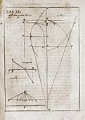 Leibniz's work on calculus