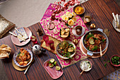 Indian buffet