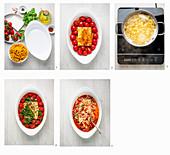 How to prepare baked feta pasta
