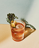 Kruut and gooseberry drink