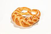 Brioche pretzel