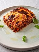 Vegetable Lasagna (vegan)