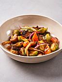 Autumn casserole (vegan)