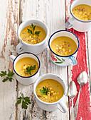 Maize soup