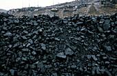 Illegal coal mining, China
