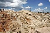 Cobalt and copper mine, Democratic Republic of Congo