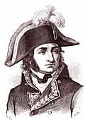 Barthelemy Catherine Joubert, French general