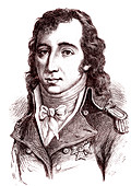 William Sidney Smith, British naval officer