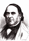 Louis Agassiz, Swiss-US geologist