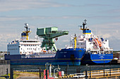 Nuclear transport ships