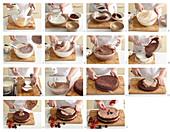 Best chocolate tart, step by step
