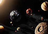 Seeds planets