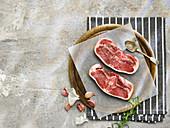 Barnsley Lamb Chops