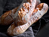 Quick and easy baguettes