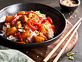 Asian Sweet and Sour Chicken