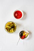 Pickles - Eingelegtes Gemüse